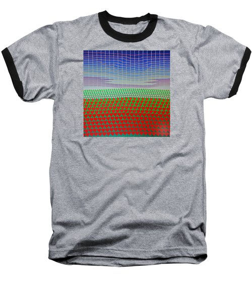 Heart Fields Again Baseball T-Shirt