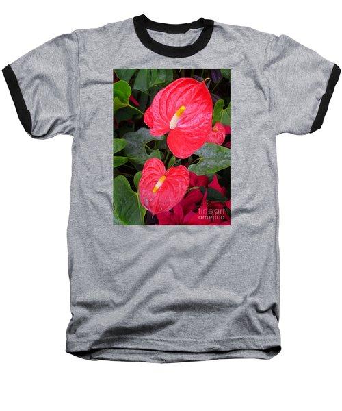 Heart To Heart Baseball T-Shirt