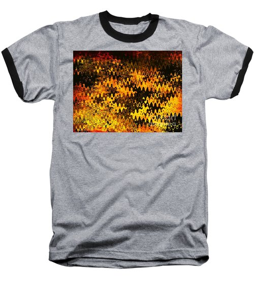 Baseball T-Shirt featuring the photograph Heat by Anita Lewis