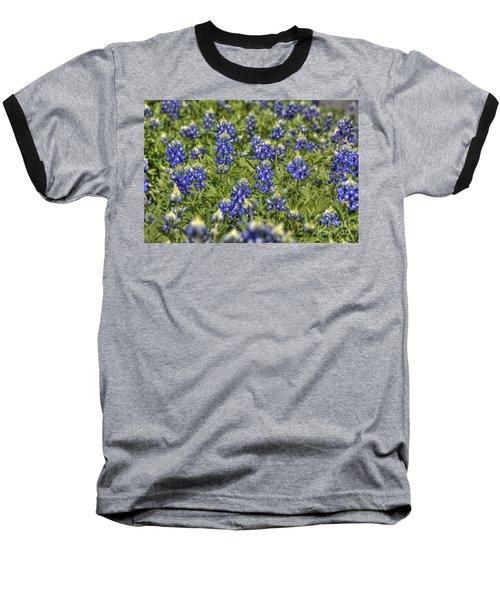 Heavenly Bluebonnets Baseball T-Shirt