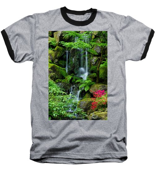 Heavenly Falls Serenity Baseball T-Shirt