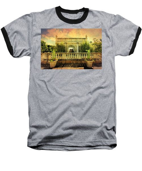 Heavenly Gardens Baseball T-Shirt