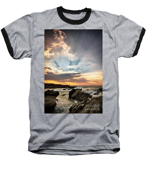 Heavenly Skies Baseball T-Shirt