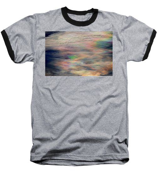 Baseball T-Shirt featuring the photograph Heavens Above by Charlotte Schafer