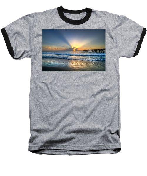 Heaven's Door Baseball T-Shirt