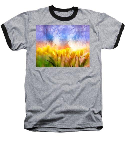 Heaven's Garden Baseball T-Shirt