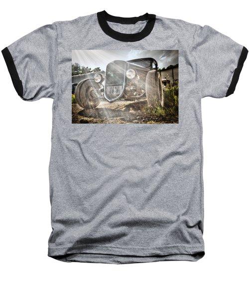 Heavens Model T Baseball T-Shirt