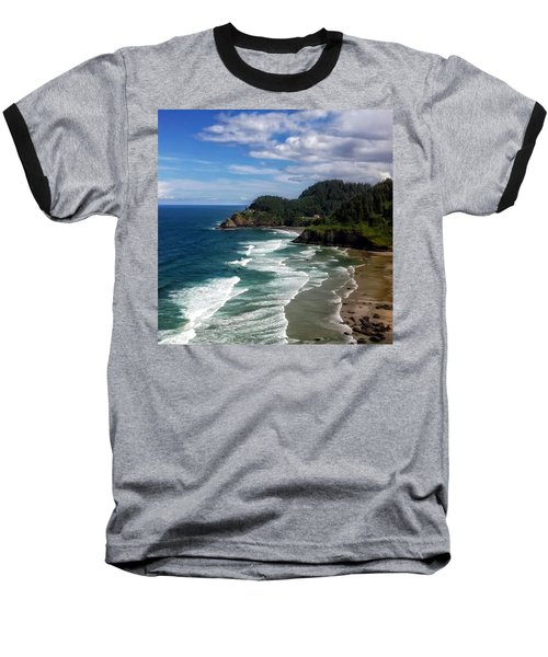 Heceta Head Baseball T-Shirt
