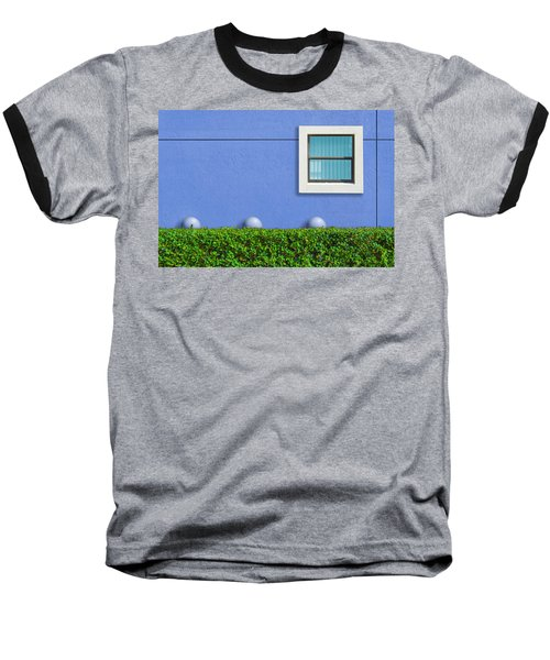 Hedge Fund Baseball T-Shirt by Paul Wear