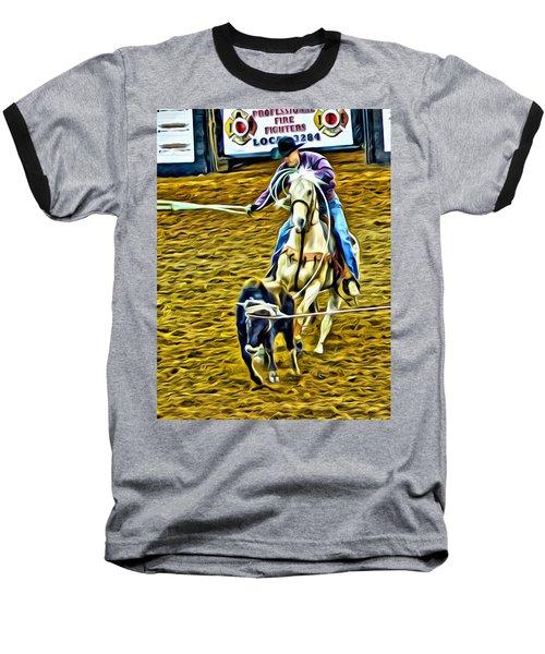 Heeling Baseball T-Shirt