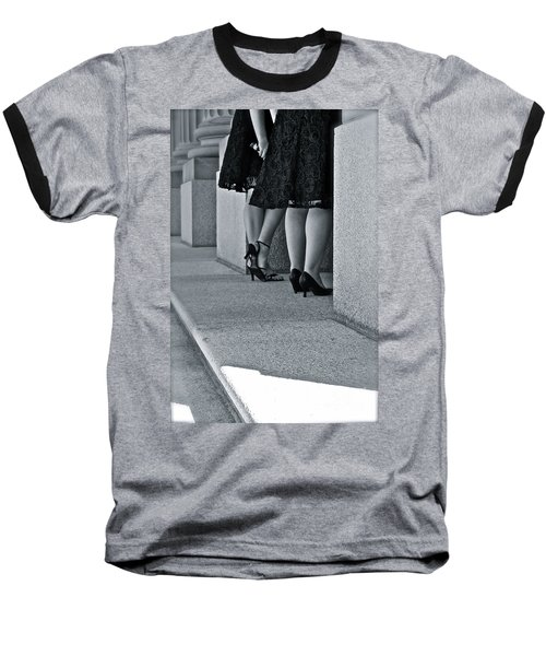 Heels And Lace Baseball T-Shirt