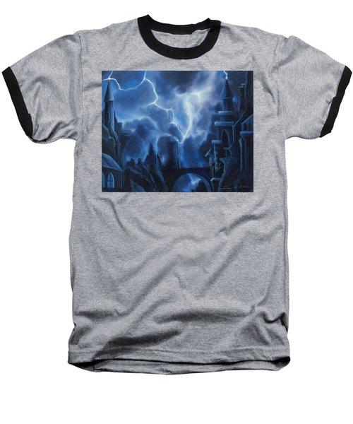 Heisenburg's Castle Baseball T-Shirt