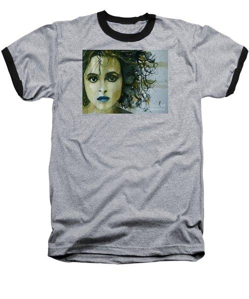 Helena Bonham Carter Baseball T-Shirt