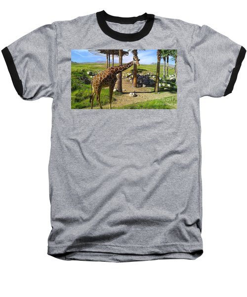 Baseball T-Shirt featuring the photograph Hello There by Chris Tarpening