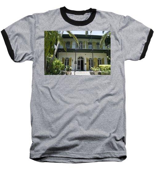 Hemingway's Hideaway Baseball T-Shirt