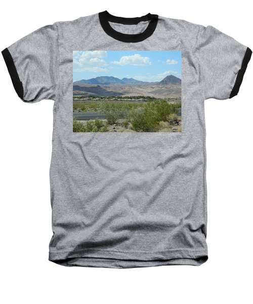 Baseball T-Shirt featuring the photograph Henderson Nevada Desert by Emmy Marie Vickers