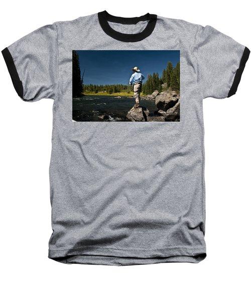 Henry's Fork Baseball T-Shirt