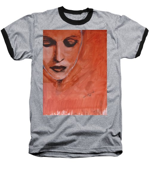 Looking To Her Soul Baseball T-Shirt