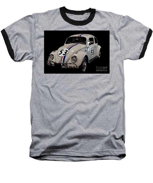 Herbie Baseball T-Shirt