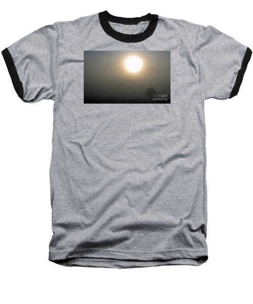 Here Comes The Sun  Baseball T-Shirt by Juls Adams