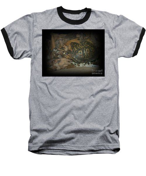 Baseball T-Shirt featuring the photograph Here's Looking At You by Sara  Raber