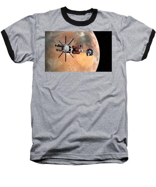 Hermes1 Mars Insertion Part 1 Baseball T-Shirt