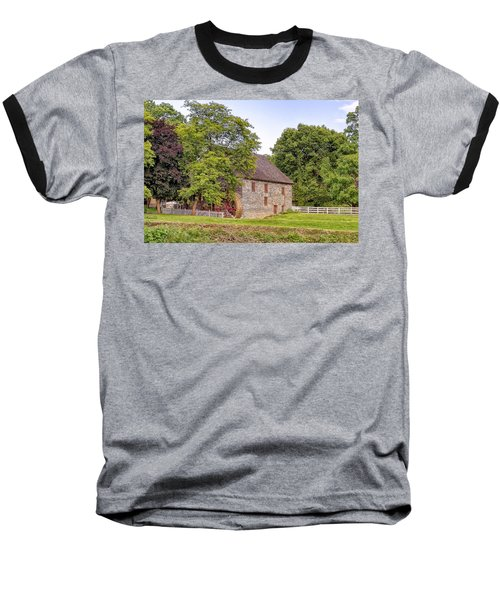 Baseball T-Shirt featuring the photograph Herr's Mill by Jim Thompson