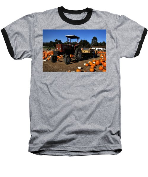 Baseball T-Shirt featuring the photograph Heston 80-66 by Michael Gordon