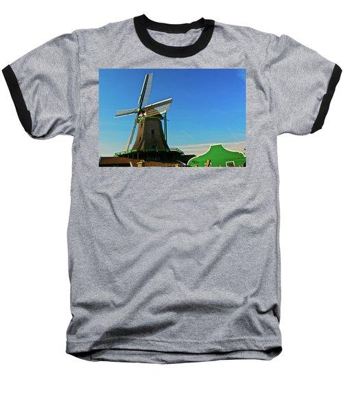 Baseball T-Shirt featuring the photograph Het Jonge Schaap by Jonah  Anderson