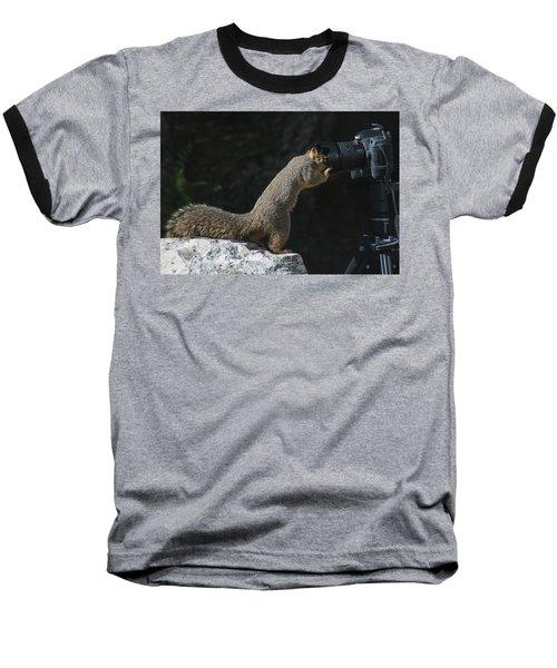 Hey Anybody Home? Baseball T-Shirt