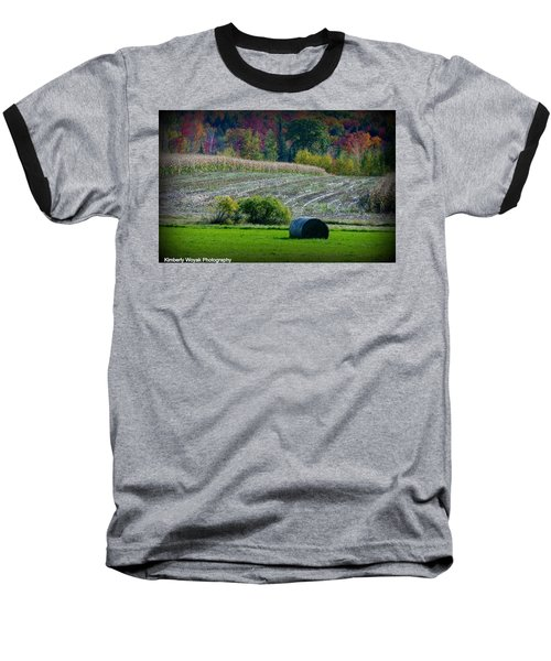 Hay Fall Baseball T-Shirt