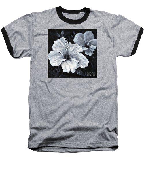 Hibiscus 2 Baseball T-Shirt