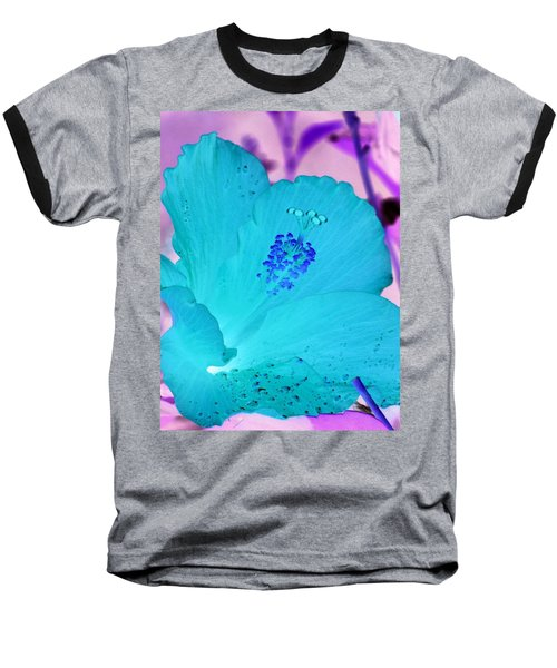 Hibiscus - After The Rain - Photopower 760 Baseball T-Shirt