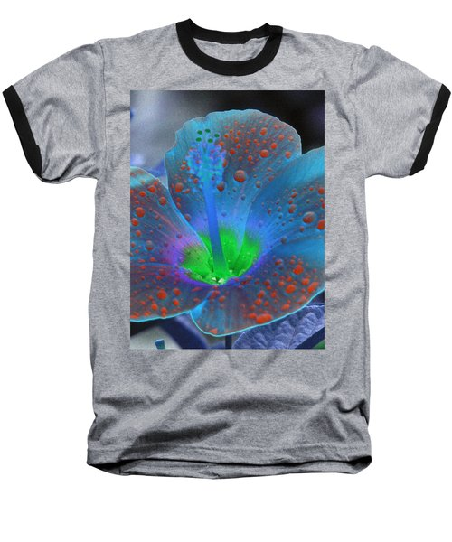 Hibiscus - After The Rain - Photopower 775 Baseball T-Shirt