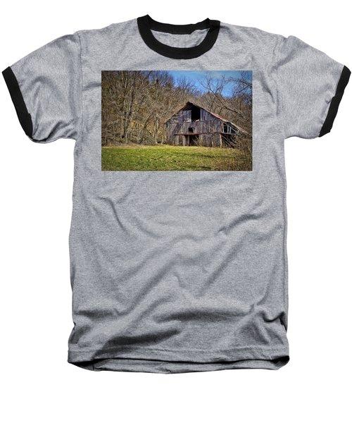 Hidden Barn Baseball T-Shirt