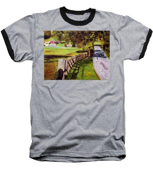 Hidden Brook Farm Baseball T-Shirt