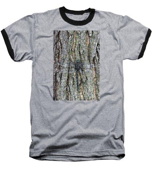 Hidden Dragon Baseball T-Shirt