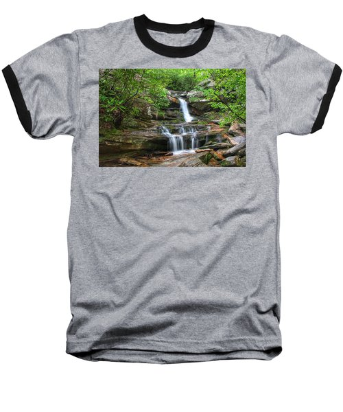 Hidden Falls Baseball T-Shirt