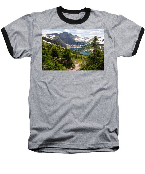 Hidden Lake Baseball T-Shirt