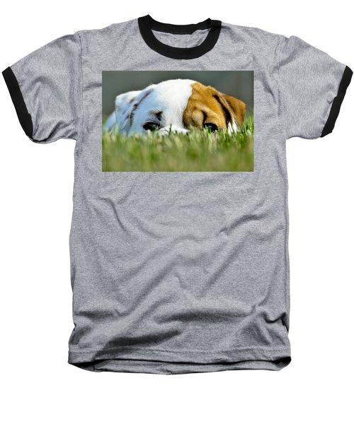 Hide And Seek Novice Baseball T-Shirt