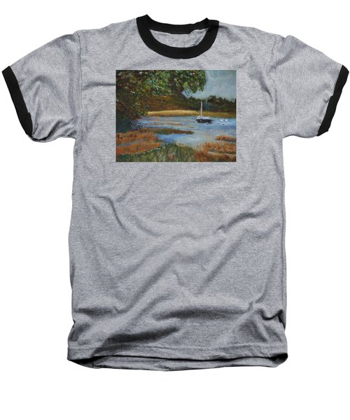 Hospital Cove Baseball T-Shirt
