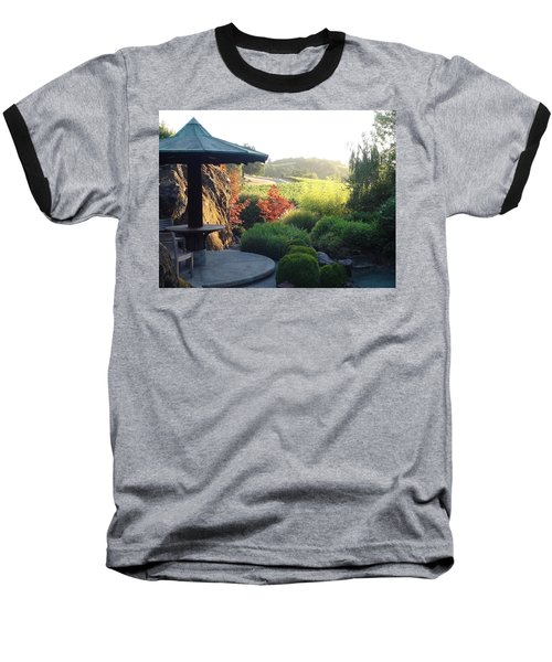 Baseball T-Shirt featuring the photograph Hide Out 2 by Shawn Marlow
