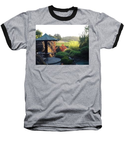 Baseball T-Shirt featuring the photograph Hide Out  by Shawn Marlow
