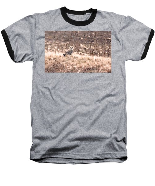 Hiding In Plain Sight Baseball T-Shirt
