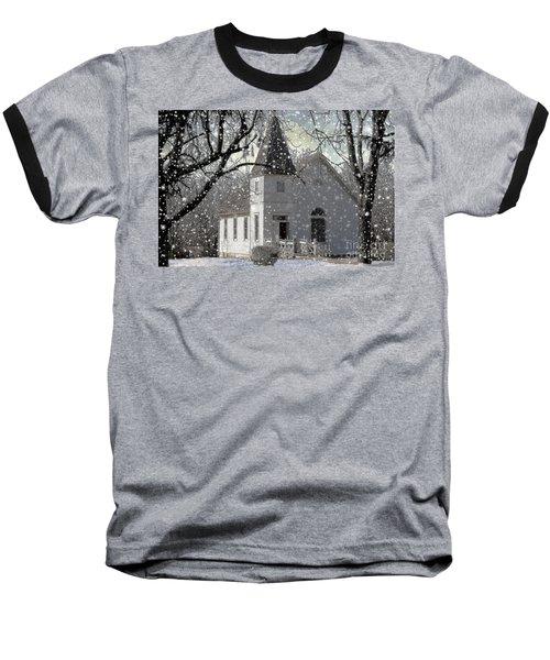 Higgensville Church Baseball T-Shirt
