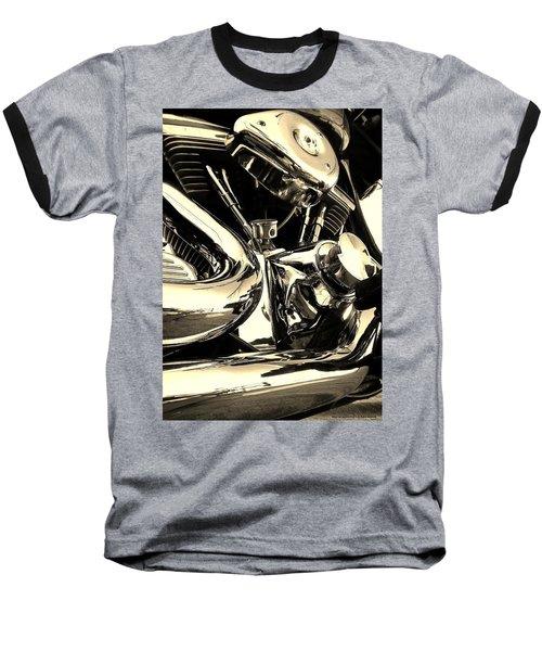 High And Mighty Baseball T-Shirt