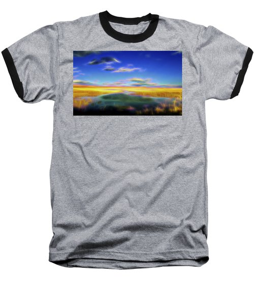 High Desert Lake Baseball T-Shirt