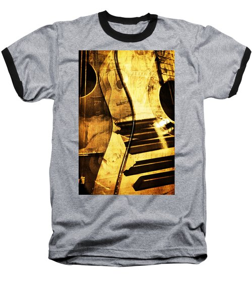 High On Music Baseball T-Shirt