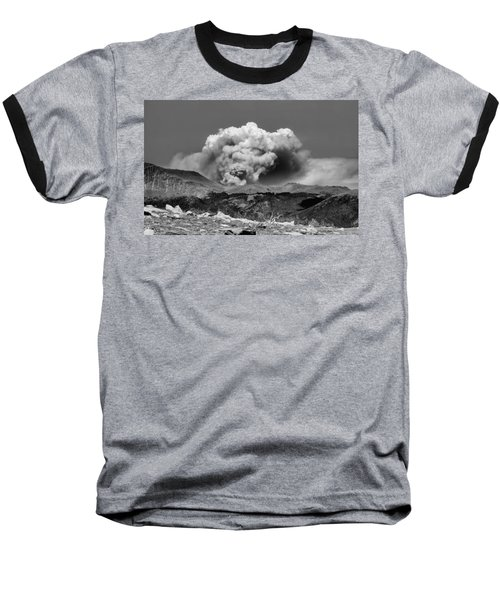 High Park Fire Baseball T-Shirt