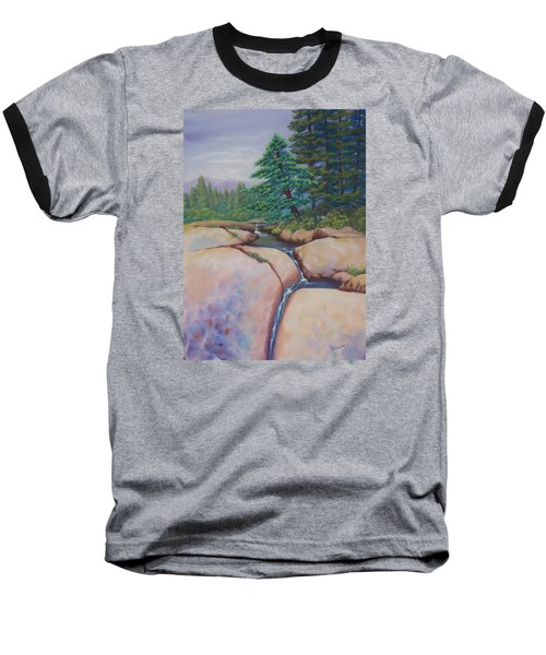 High Sierras Baseball T-Shirt